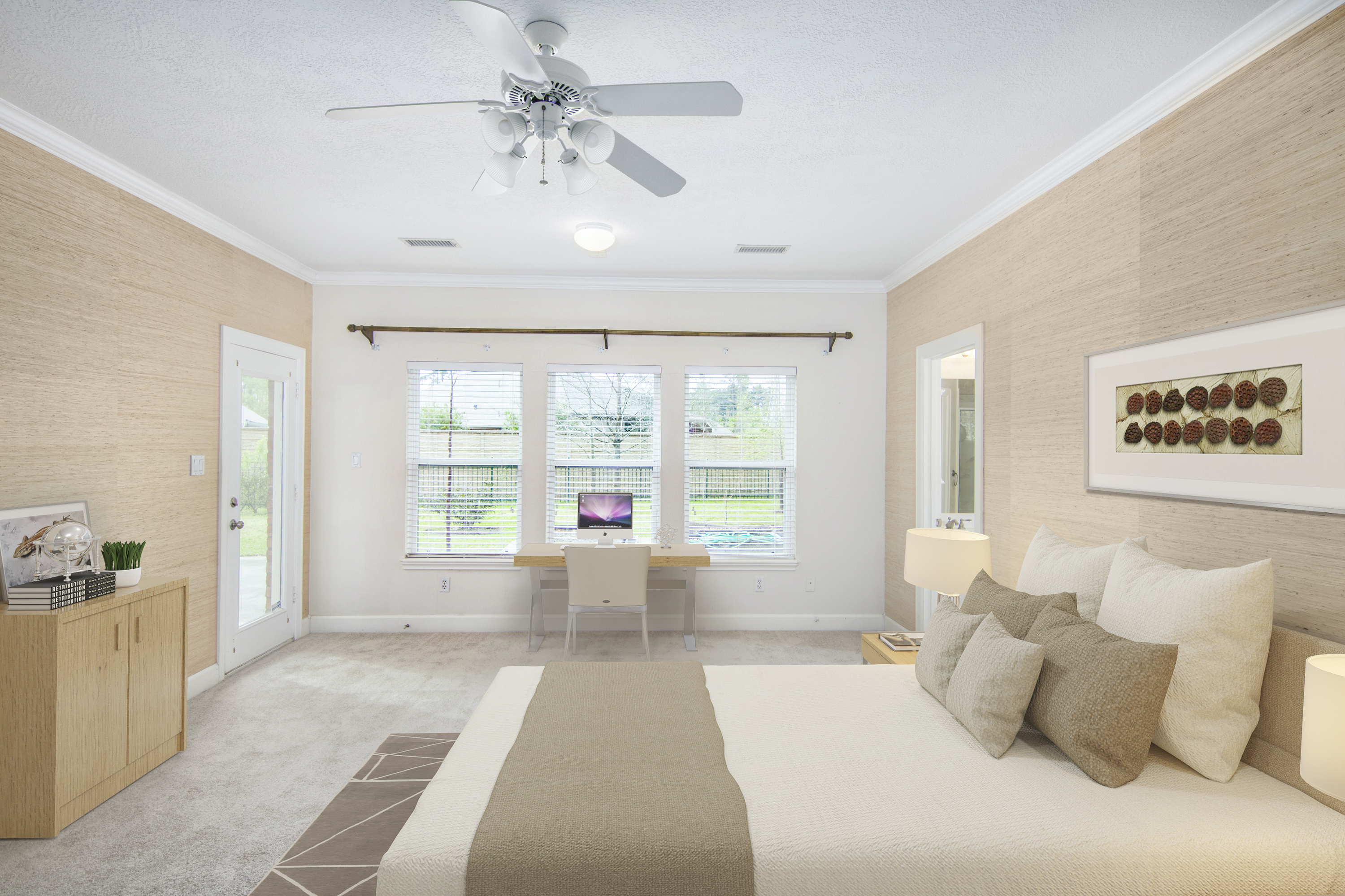 affordable San Antonio, TX virtual staging photography
